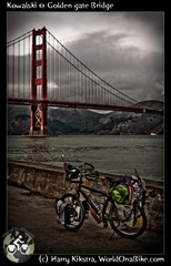 Kowalski & Golden gate Bridge