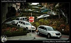 Lombard Street, San Francisco (2)