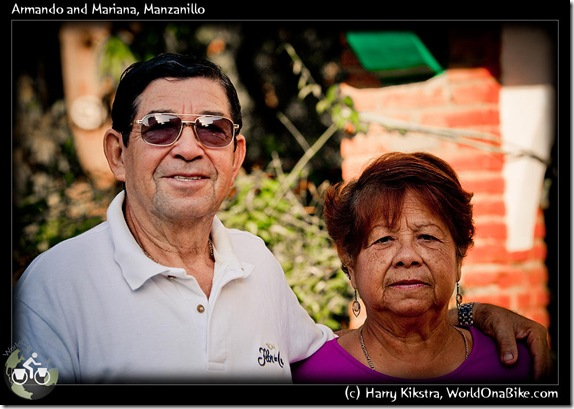 Armando and Mariana, Manzanillo