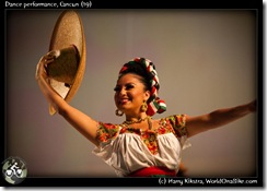 Dance performance, Cancun (19)