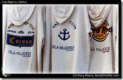 Isla Mujeres clothes