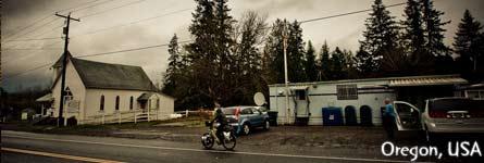 Harry & Ivana's bicycle trip Across the Americas